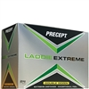 Bridgestone Precept Laddie Extreme Double Dozen Golf Balls