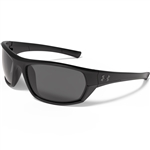 Under Armour UA Powerbrake Sunglasses - Satin Black/Black