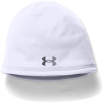 Under Armour Blustery Beanie - White