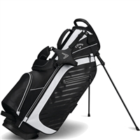 Callaway Fairway Stand Bag - Black/White/Charcoal