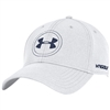 Under Armour Jordan Spieth AirVent Tour Cap - White/Black