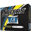Srixon 2018 Q-Star Yellow Golf Balls - 1 Dozen