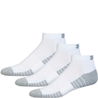 Under Armour Men's Lo Cut Socks (3-Pack)
