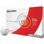 TaylorMade Project (s) Golf Balls - 1 Dozen