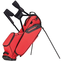 TaylorMade Flextech Custom Stand Bag - Red