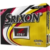 Srixon Z-Star Pure White Golf Balls - 1 Dozen