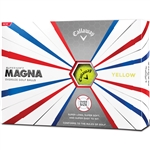 Callaway Supersoft Magna 19 Golf Balls - 1 Dozen