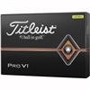 Titleist 2019 Pro V1 High Number Golf Balls - 1 Dozen