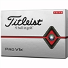 Titleist 2019 Pro V1x High Number Golf Balls - 1 Dozen