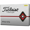 Titleist 2019 Pro V1x Yellow Golf Balls - 1 Dozen