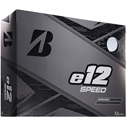 Bridgestone e12 Speed Golf Balls - 1 Dozen