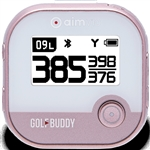 Golfbuddy aim V10 GPS Rangefinder - Rose Gold/Black