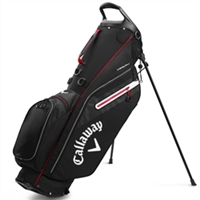 Callaway Fairway C Stand Bag 2020 - Black/Silver
