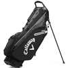 Callaway HL Zero Stand Bag 2020 - Black/White