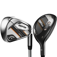 Callaway Mavrik Max Women's Combo Set - Graphite Shaft