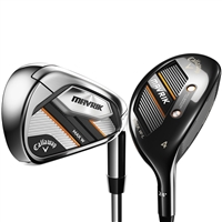 Callaway Mavrik Max Women's Lite Combo Set - Graphite Shaft