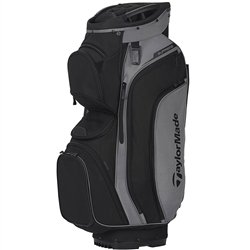 TaylorMade Supreme Cart Bag - Grey/Black