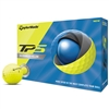 TaylorMade TP5 Yellow Golf Balls - 1 Dozen