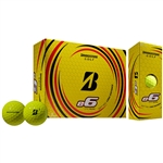 Bridgestone e6 Yellow Golf Balls - 1 Dozen