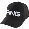 Ping Tour Light Hat - Black