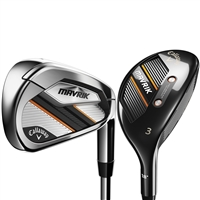 Callaway Mavrik Combo Set - Steel Shaft
