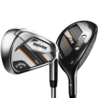 Callaway Mavrik Max Combo Set - Steel Shaft