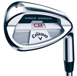 Callaway Mack Daddy CB Wedge - Graphite Shaft - (Pre-Order)