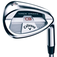 Callaway Mack Daddy CB Women's Wedge - Graphite Shaft