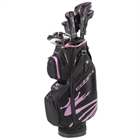 Cobra F-Max Airspeed Women's Complete Set - Graphite Shaft