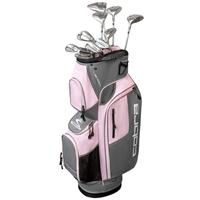 Cobra XL Speed Women's Complete Set - Graphite Shaft