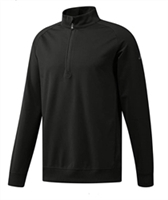 Adidas Classic Club 1/4 Zip Men's Sweatshirt - Black