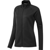 Adidas Textured Layer Women's Jacket - Black