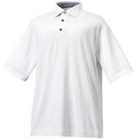 Footjoy ProDry Performance Lisle Solid Self Collar Men's Polo