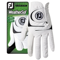 FootJoy WeatherSof Golf Gloves (3 Pack)