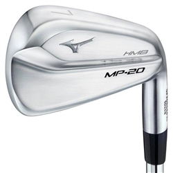 Mizuno MP-20 HMB Iron Set - Steel Shafts