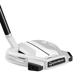 TaylorMade Spider X Chalk/White Small Slant Putter