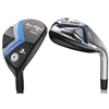 Tour Edge Hot Launch E521 Women's Combo Set - Graphite Shaft