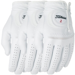 Titleist Perma-Soft Golf Gloves (3-Pack)