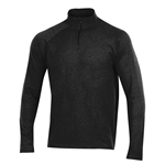 Under Armour Charged Cotton Men's 1/4 Zip - Black