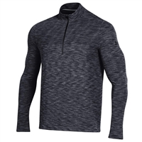 Under Armour Men's Vanish Seamless 1/4 Zip - Black Novelty