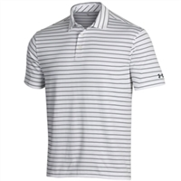 Under Armour Playoff 2.0 Heather Polo - Pitch Gray Novelty