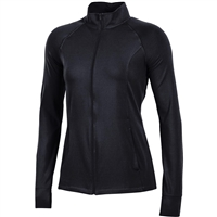 Under Armour Women's Zinger Full Zip - Black