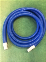 "25' 2""-1.5"" Tapered Vacuum Hose-Lead Hose replacement"