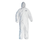 KleenGuard A40 Coveralls XL 1 Case 25 each (compare to Tyvek) SKU 44334KC2