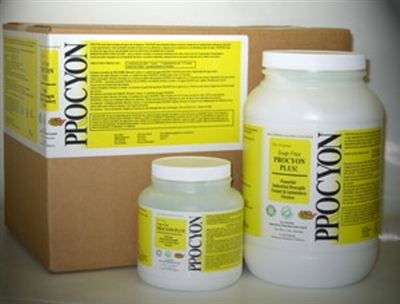 Procyon Plus 25 lb. Box SKU 50025