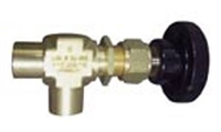 Chemical Metering Valve 1/8FP SKU 8.619-505.0
