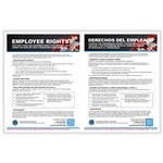Mandatory Families First Coronavirus Response Act Poster - 500 Employees or Less