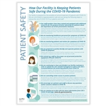 "COVID-19 ""Patient Safety"" Poster"