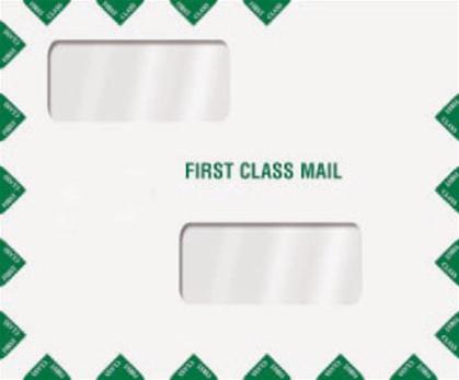Fist class mail