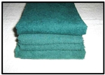 Green Club Towel